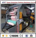 Máquina de impressão com tinta à base de água de 4 cores para rolo de papel (DC-YT41000)