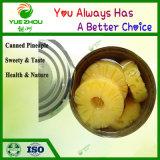 De savoureux les ananas en conserve de fruits frais avec une haute qualité