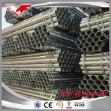 BS1387 ha filettato il tubo d'acciaio galvanizzato del TUFFO caldo ERW con le protezioni della plastica e dell'accoppiamento