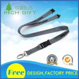 Promocional cuerda cuerda personalizada impresa cuello de nylon para sostenedor del teléfono móvil