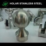 階段のためのステンレス鋼の上の球