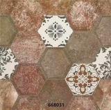 mattonelle di pavimento di ceramica rustiche delle mattonelle di ceramica del getto di inchiostro 3D