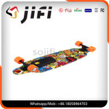 elektrisch Skateboard Longboard met 4 wielen