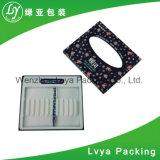 포장하는 장식용 상자, 장식용 종이상자 최고 제품을 접히는 종이를 인쇄하는 중국 제품 관례