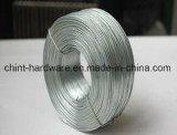 PVCはコイルのワイヤーによって電流を通された鉄ワイヤーに塗った
