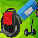 18650 Batterij LiFePO4 van het Pak 12V 62.4ah van de Batterij van het lithium de Ionen voor e-Hulpmiddelen Batterij