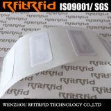 Kundenspezifische passive kleine NFC RFID Marke des Farben-Drucken-glatten Papier-