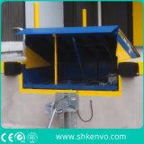 Rampa manual estacionária da doca para o louro de carregamento
