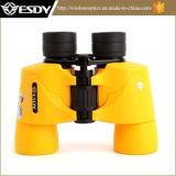 Горячий телескоп сбывания 8X40 желтый водоустойчивый бинокулярный