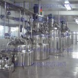 Аттестованный ASME жидкостный химически бак давления нержавеющей стали хранилищного баллона