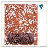 Gli strumenti della spazzola di DIY hanno impresso il rullo di vernice decorativo del reticolo di fiore