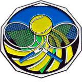 Mobilier de style ancien tennis promotionnel médaillon OEM