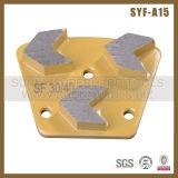 De Malende Schijf van het Metaal van de Diamant van de premie voor Concrete Vloer