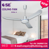 Ventilatore automatico del soffitto delle pale del metallo del radiatore della nuova fattoria di invenzione (HgK-XJ04W)