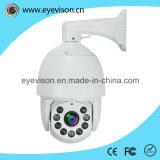 Câmera de alta velocidade da abóbada de 1/3 de polegada 960p Ahd PTZ IR