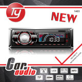 Panneau fixe Voiture MP3 avec écran LED Téléphone Bluetooth