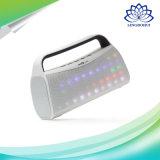 ハンドバッグの形のLEDが付いている携帯用健全なボックス無線Bluetoothの小型専門のスピーカー