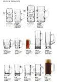 taza de cristal de la cerveza de la taza del agua de taza de la manera