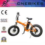 bicicleta elétrica Foldable do cruzador da praia de 36V 250W