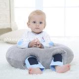 Мягкая круглая подушка младенца плюша с хлопком PP