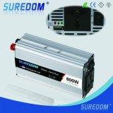 с DC инвертора 800W 12V 220V силы решетки к волне синуса AC солнечным доработанной инвертором