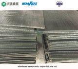 El panal de aluminio de China, panal ampliado Squre cortó con tintas (HR240)
