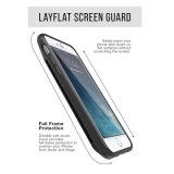 Caisse ultra mince en soie mince d'adhérence de pochette de saut pour l'iPhone 7plus
