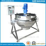 Chauffage électrique en acier inoxydable isolant chemisé pour bouilloire pour la transformation des aliments