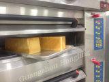 Forno elétrico luxuoso do restaurante do equipamento da padaria para o pão