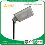 Lampe du projet de plein air tout-en-un/Rue lumière solaire LED intégrée