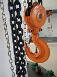 Таль с цепью прочного высокого качества безопасности Operating характеристики электрическая 3 тонны