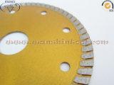 石器は陶磁器鋸歯がDiaのタイルの刃鋸歯をことを鋸歯が磁器ことを
