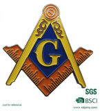Emblema do metal da alta qualidade para o evento com logotipo feito sob encomenda (xd-080)