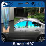 Mudança das cores do camaleão Self-Adhesive Material Pet Window Film para carro