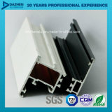 Producto de aluminio industrial 6063 T5 de la construcción del perfil de la protuberancia