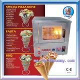 Cône de commerciaux et industriels de la Pizza Four rotatif de boulangerie Rack les prix de la Chine