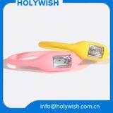 Bracelet en silicone antidéflagrant personnalisé pour moustiquaires