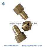 Conector de cobre de alta precisão para equipamento a gás