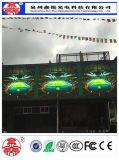 Quadro de avisos colorido ao ar livre do módulo P8 Videowall da tela de indicador do diodo emissor de luz