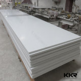 Glacier White Corian Acrylic Solid Surfaces for Bathroom Wall Panel