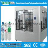 Máquina de rellenar de la bebida controlada de la botella del PLC para el zumo de fruta