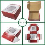 卸し売り安い価格のカスタム光沢のある包装ボックス