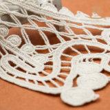 Collar L50005 Mujer cordón químico apliques de encaje de flores apliques de encaje