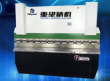 Máquina de dobra servo controlada Eletro-Hydraulic do CNC da bomba de We67k