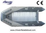 折る床(Mシリーズ2.0m-6.0m)が付いている膨脹可能なボートを採取するセリウムの承認