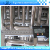 Acoplamiento de alambre tejido usado en la Máquina-Fabricación