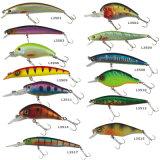 Pr-L3511 kundenspezifischer sich hin- und herbewegender harte Minnow-Plastikfischen-Köder