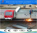 Máquina de estaca do plasma do CNC da fonte da fábrica/tabela/cortador portáteis da estaca