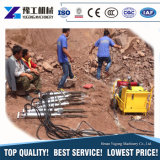 中国の鉱山のための掘削機によって取付けられる油圧石のディバイダー