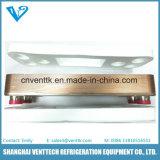 Intercambiador de calor de placa del titanio de agua de mar más frío